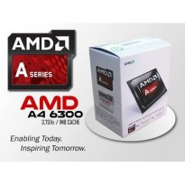 AMD A4-6300 Richland Dual-Core 3.7GHz FM2 AMD Radeon HD 8370D