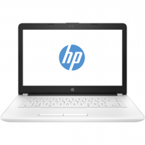 HP 14-BW011AU Notebook - Putih [AMD A6-9220/ 4GB/ DOS]