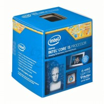 Intel Processor Intel Core i5-4460 Haswell Quad-Core 3.2ghz Box