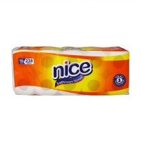 Tissues Nice 10 Roll  x 2 pcs