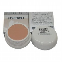Naturactor Cover Face Foundation Cream Krim Make Up Makeup Wajah Penutup Flek Best Seller - 130