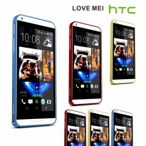 Original Love Mei Metal Bumper HTC 816 / Pinggiran Casing HTC Desire 816