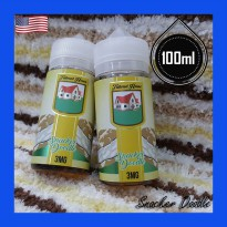 Tailored House 100ml Eliquid Vape - Snacker Doodle USA Liquid