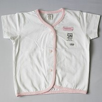Boogybaby Top Basic Pink 3-6 Bulan