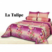 New Bedcover Set Impression King La Tulipe / Spf 972