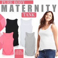 Pure Body Tank Top Wanita Size XS-XL