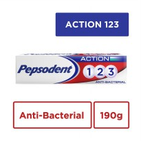 PEPSODENT Action 123 Antibacterial 190g