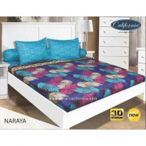 New Sprei California Naraya 180/160 / Spf 974