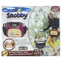 Tas Bayi Snobby Medium Baby Bag
