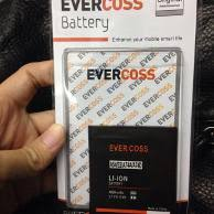 Batre Evercross A7F Baterai Original Battery 2 IC
