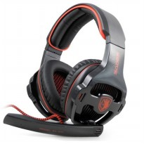 SADES 903 Black edition - 7.1 Gaming Headset