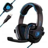 SADES 901 Wolfgang - 7.1 Gaming HEadset