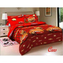 New Sprei Belladona Cars 180X200 / Spf 1010