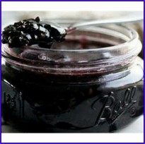 SELAI BLUEBERRY BUAH IMPORT