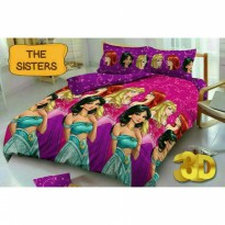 New Sprei Kintakun The Sisters 180X200 / Spf 1018