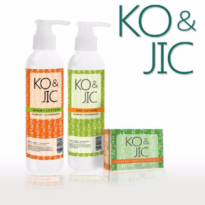 NEW PAKET KOJIC / KO&JIC BPOM WHITENING BODY EXCLUSIVE