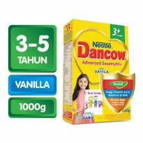 DANCOW ADVANCED EXCELNUTRI 3+ Vanila Box 1000g