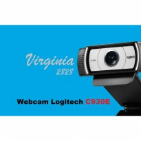 Webcam Logitech C930E Advanced 1080p HD Webcam Garansi 1 Tahun
