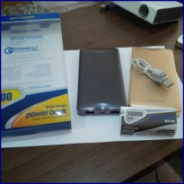 POWERBANK FAST CHARGING WELLCOMM ORIGINAL 10000MAH