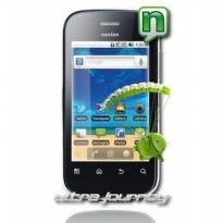 Nexian Ultra Journey A891 ; 3.2' Layar Sentuh Capacitive HVGA Multi-Touch, OS Android Froyo, Wifi, 3.5 G, Free Memory 1 GB.