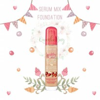 Bourjois healthy mix serum foundation - vanille clair