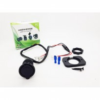 Motorcycle USB Charger 2 Output