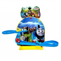 Thomas & Friends/ Cars Magnetic Adsorption Landslide Track with Light and Music
