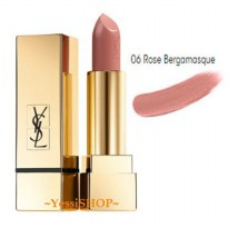 YSL ROUGE PURE COUTURE SATIN RADIANCE LIPSTICK COLOUR6