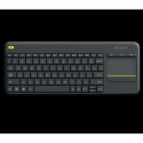 Keyboard Logitech K400 Plus Black