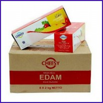 Cheesy Edam Retail