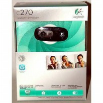 Logitech Webcam C270HD