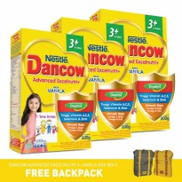 DANCOW ADVANCED EXCELNUTRI 3+ Vanila Box 800g [3BOX] FR