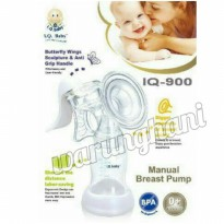 Breastpump/Pompa Asi Manual IQ Baby -Butterfly