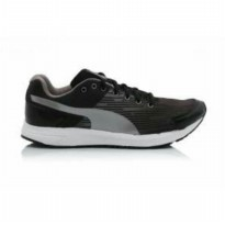 Puma Sequence - black-edged silver
