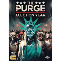 DVD The Purge : Election Year