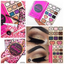 Too Faced The Power of Makeup by NIKKIETUTORIALS PALETTE