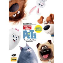 DVD The Secret Life of Pets
