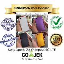 [Recommended] Sony Xperia Z2 Compact 4G LTE - MULUS LIKE NEW - Jakarta