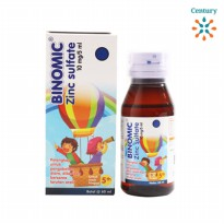 BINOMIC 10MG/5ML SYRUP 60 ML
