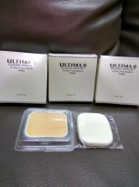 ULTIMA II CLEAR WHITE- 2 WAY FOUNDATION REFILL
