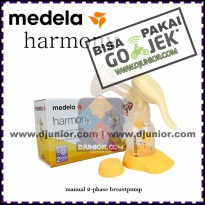 MEDELA - HARMONY LIGHT BREAST PUMP / POMPA ASI
