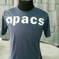 Baju Badminton Apacs Original Grey