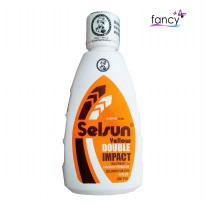 Selsun Yellow Double Impact Shampoo 60ml (Shampo Anti Ketombe)