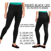 BRANDED SWEAT LEGGING