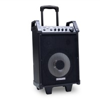 Simbadda Trolley Amplifier Sound System SpeakerCST32+microphone