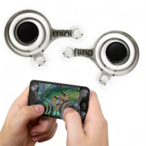 Joystick Mobile Gamepad Fling Mini Joystick Gaming Stick Mobile Legend Stik Game