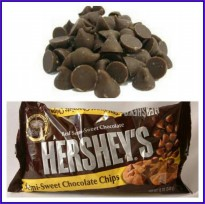 Hershey's Semi-Sweet Chocolate Chips