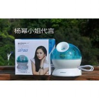 NANO MIST ULTRASONIC FACIAL STEAMER HUMIDIFIER BLUE ELF BEAUTY SPA