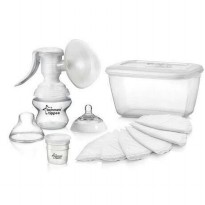 Tommee Tippee Closer To Nature Breast Pump Manual