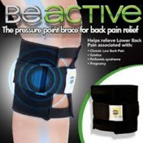 Beactive brace / Ankle Brace Support / Alat accupressure betis